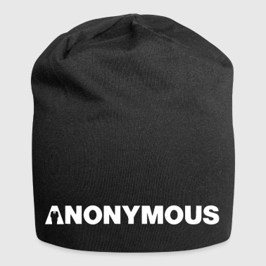 Anonymous - We are legion - Expect us - Jersey Beanie