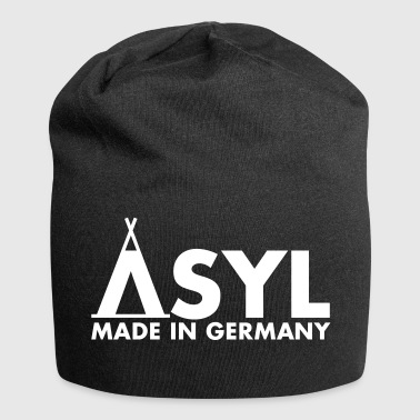 Asyl made in Germany - Jersey-Beanie