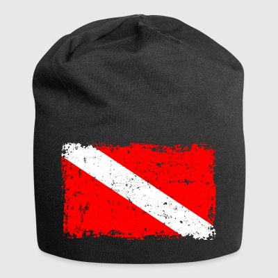 DIVERTURE Flag - Beanie in jersey