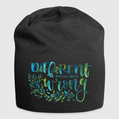 Different, not wrong - Jersey Beanie