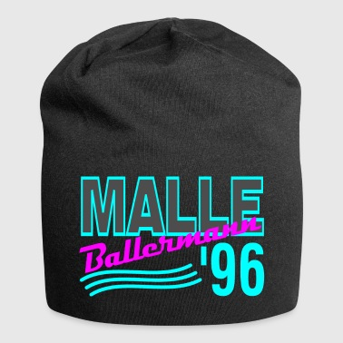 Malle '96 Mallorca party holiday beach - Jersey Beanie