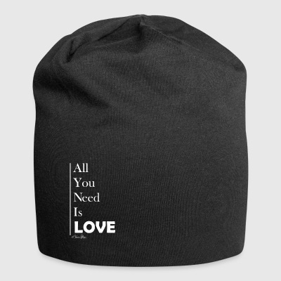 All You Need Is Love - Jersey Beanie