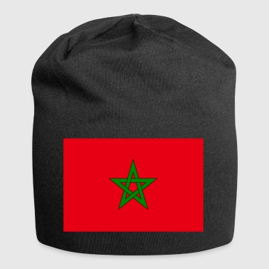 Morocco - Jersey Beanie