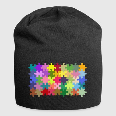 Puzzle - Jersey-Beanie