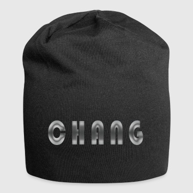 Nome Chang - Beanie in jersey