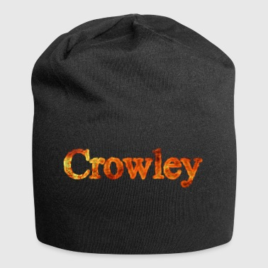 Crowley - Beanie in jersey