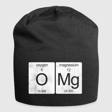 OMG periodic table - Jersey Beanie