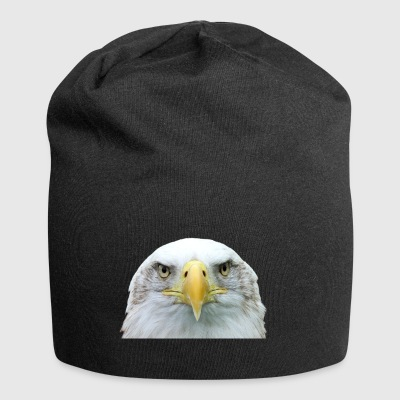 Head of Eagle - Jersey Beanie