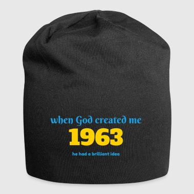 God idea 1963 - Jersey-Beanie