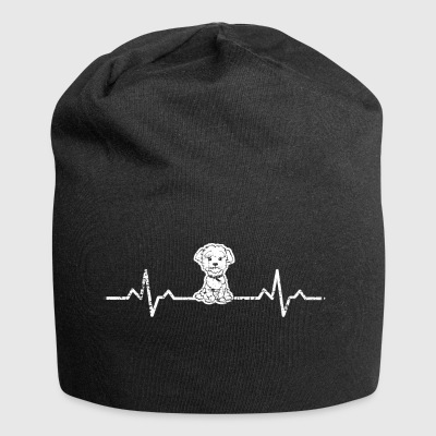 A heart for West Highland White Terrier dogs - Jersey Beanie
