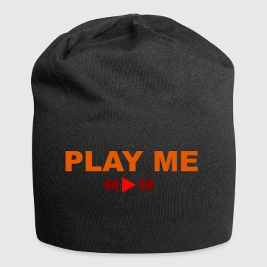 Play me - Jersey Beanie