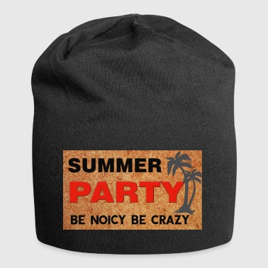 Summer Party Mens - Bonnet en jersey