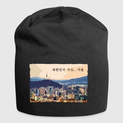 Seoul at Sunset - Jersey-Beanie