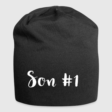 Son Number One - Bonnet en jersey