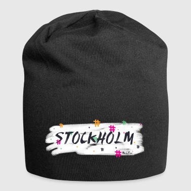 Stockholm # 2 - Jersey-Beanie