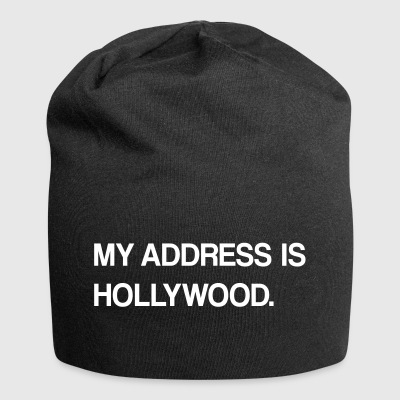 hollywood ontwerp - Jersey-Beanie