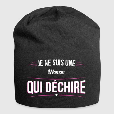 Ensemble de donnees 143 je suis une Ensemble de do - Bonnet en jersey