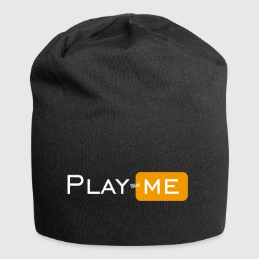 Play with me - Jersey Beanie