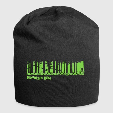 Mountain bike - bicycle - Jersey Beanie