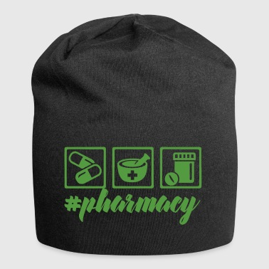Pharmacy / Pharmacist: #pharmacy - Jersey Beanie