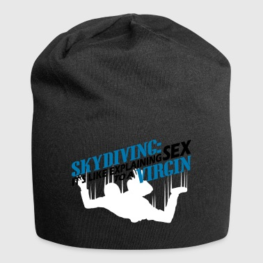 skydiving - Jersey Beanie