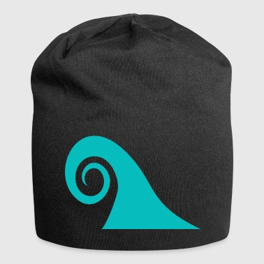 The Blue Wave - Jersey Beanie