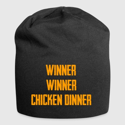 WINNER WINNER CHIKEN DINNER - ArtWork - Jersey Beanie