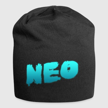 NEO - Classic 80s stil - Jersey-beanie