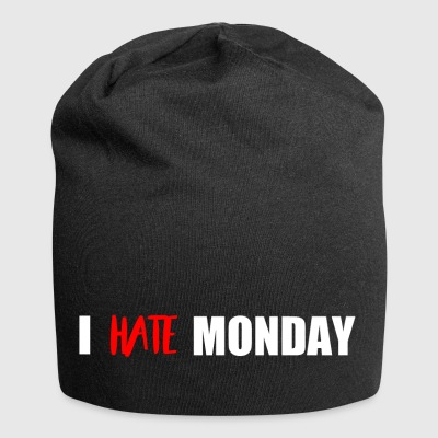 i hate monday - Jersey-Beanie