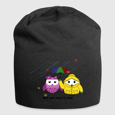 OWL you need is love edizione autunno - Beanie in jersey