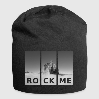 Rockme 3 picchi - Beanie in jersey
