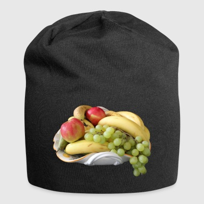 grapes grapes wine grapes fruits fruits16 - Jersey Beanie
