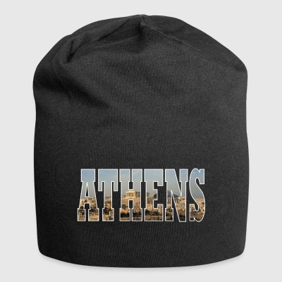 Athens Greece - Jersey Beanie