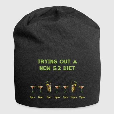 New Five Two Diet - Bonnet en jersey