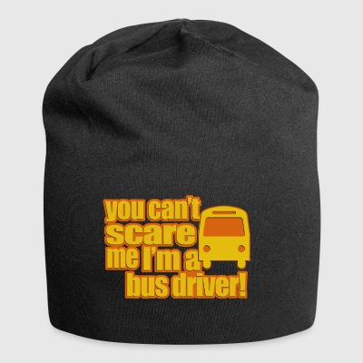you cant scare me im a bus driver - Jersey-Beanie
