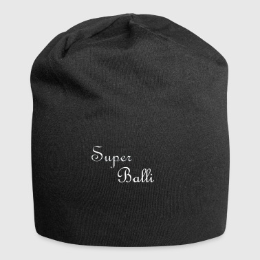 Super Balli - Beanie in jersey