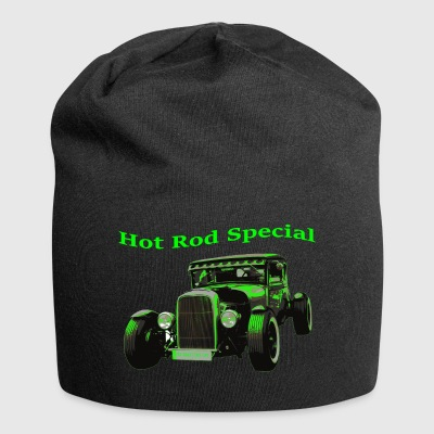 Hot Rod - Jersey Beanie