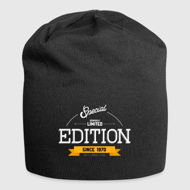 Bursdag - Special Limited Edition Siden 1970 - Jersey-beanie