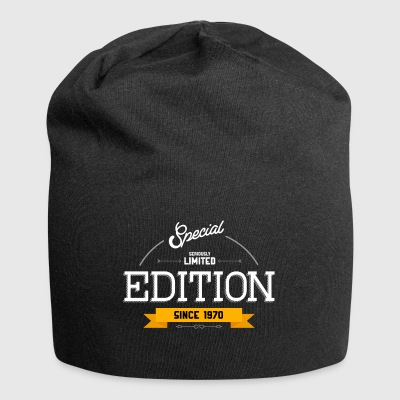 Birthday - Special Limited Edition Since 1970 - Jersey Beanie