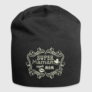 Super Mom (F) - Jersey-Beanie