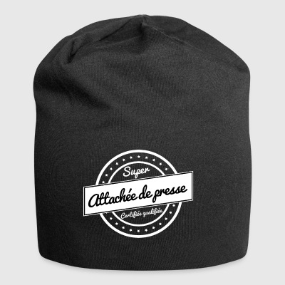 Super attachée de presse - blanc - Bonnet en jersey
