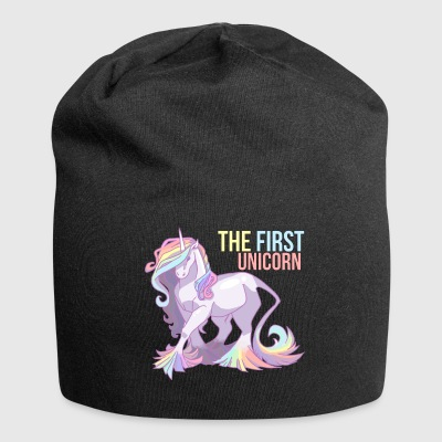 The First Unicorn - Lucy 2018 - Jersey-Beanie