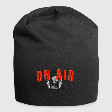 On air radio fm - Jersey Beanie