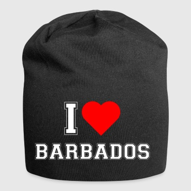 I love Barbados - Jersey-Beanie