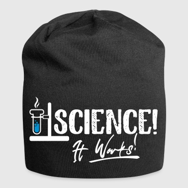 Science it works - Jersey Beanie