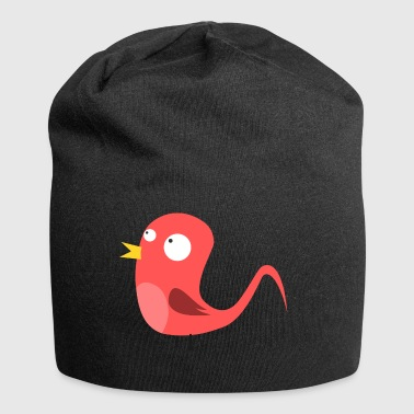 Bird T-shirt idea regalo - Beanie in jersey