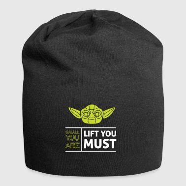 Lift you must - Jersey-Beanie