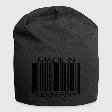 Barcode Made in Germany - Jersey-beanie