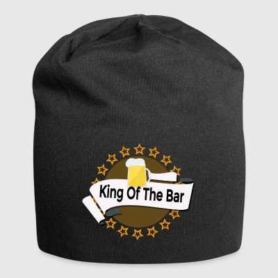 King of the Bar - Jersey-beanie