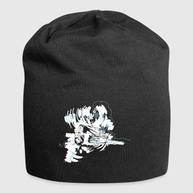The last fish - Jersey Beanie